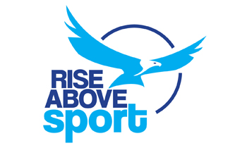 Rise Above Sport's logo