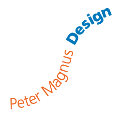 Peter Magnus Design logo
